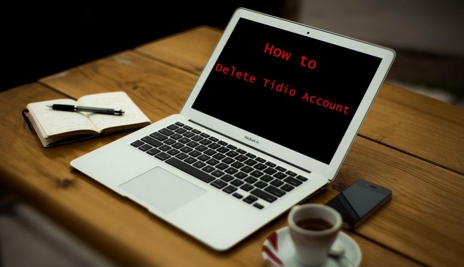 How to Delete Tidio Account - Deactivate Tidio Account