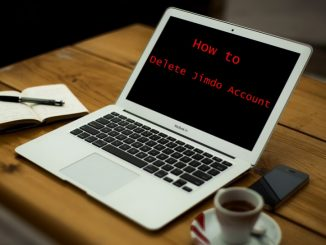 How to Delete Jimdo Account - Deativate Jimdo Account