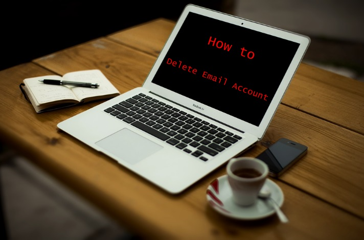 How to Delete Email Account - Deactivate Email Account