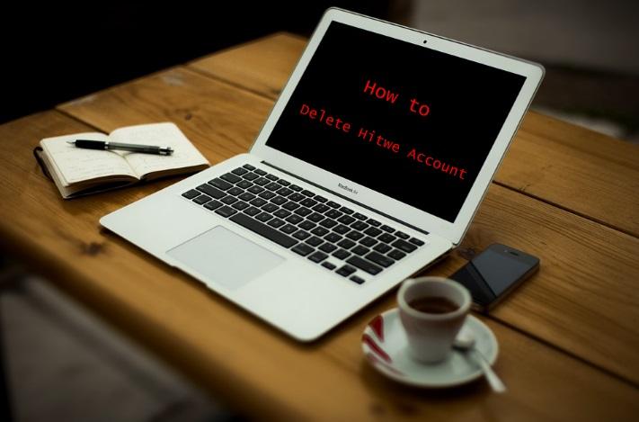 How to Delete Hitwe Account - Deactivate Hitwe Account