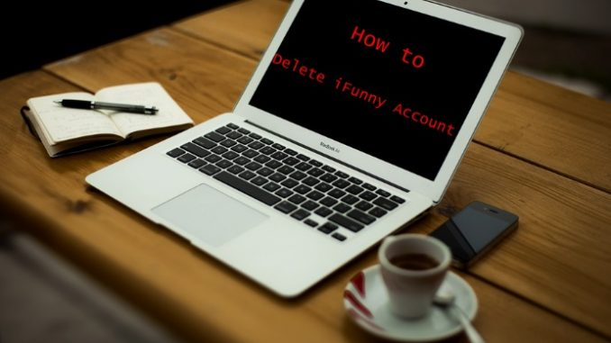 How to Delete iFunny Account - Deactivate iFunny Account