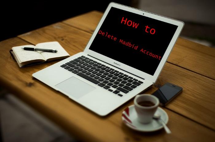 How to Delete Madbid Account - Deactivate Madbid Account