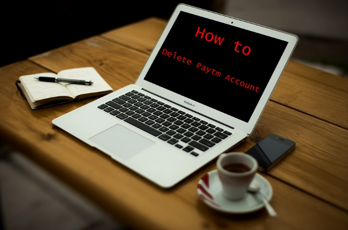 How to Delete Paytm Account - Deactivate Paytm Account