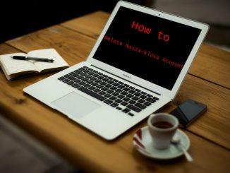 How to Delete Nasza-klasa Account - Deactivate Nasza-klasa Account