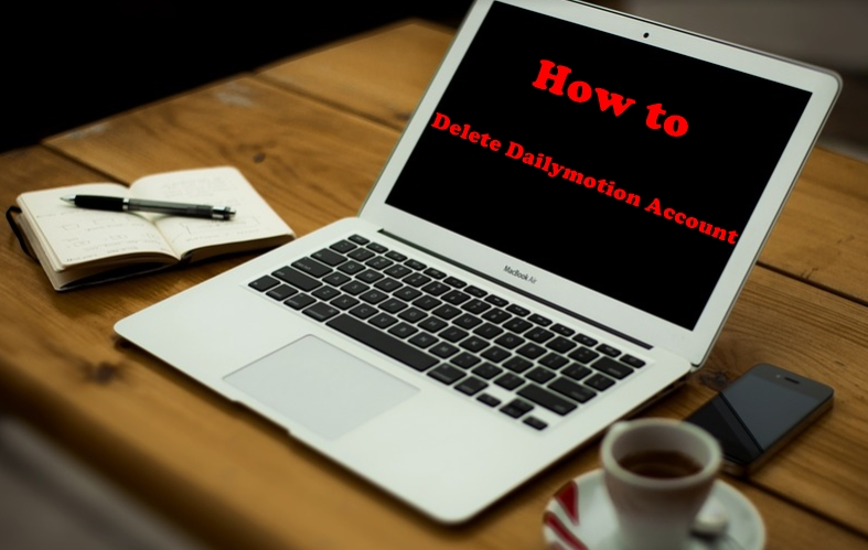 How to Delete Dailymotion Account - Deactivate Dailymotion Account