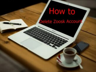How to Delete Zoosk Account - Deactivate Zoosk Account