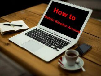 How to Delete Gleeden Account - Deactivate Gleeden Account.