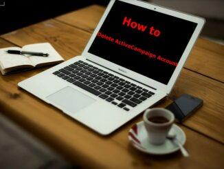 How to Delete ActiveCampaign Account - Deactivate ActiveCampaign