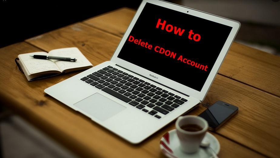 How to Delete Cdon Account - Deactivate Cdon.com Account
