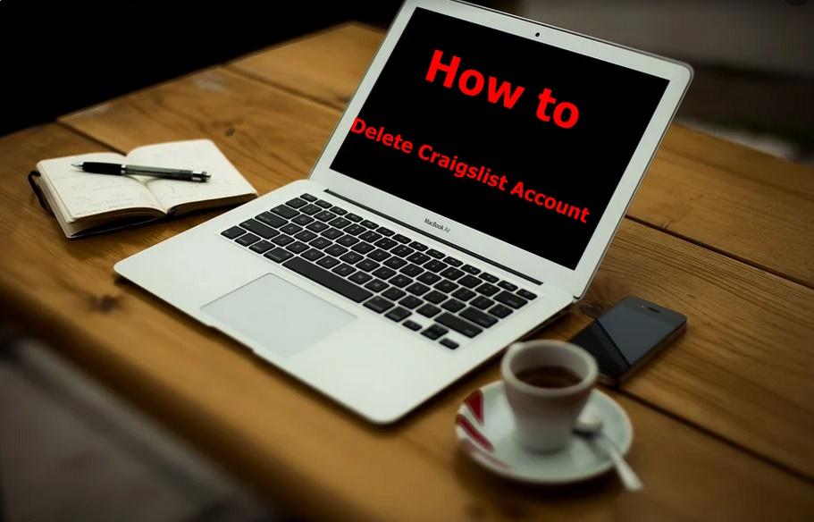How to Delete Craigslist Account - Deactivate Craigslist Account