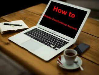How to Delete Datehookup Account - Deactivate Datehookup Account.