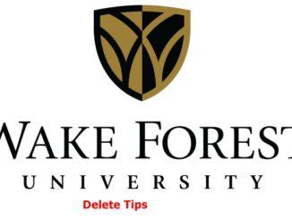 Wake Forest University Scholarship USA, 2021