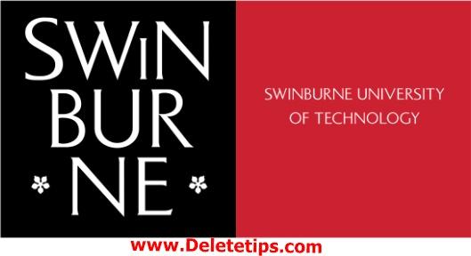 Swinburne University of Technology Scholarship Awards 2021