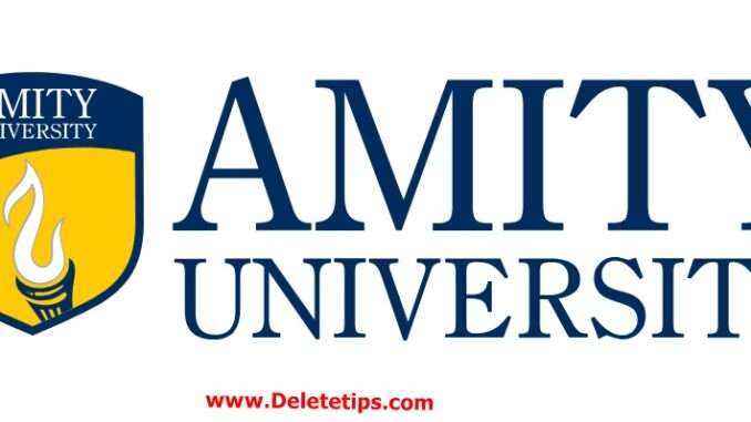 Amity University London Offers Atul Chauhan Scholarships UK, 2021