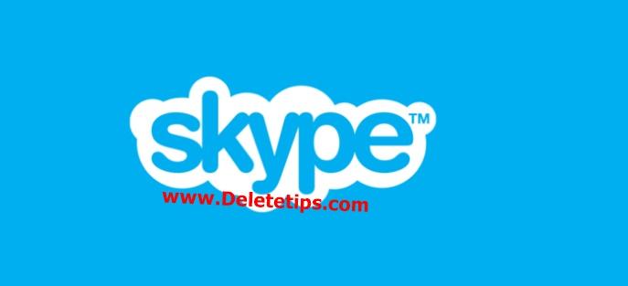 How to Delete Skype Account - Deactivate Skype Account