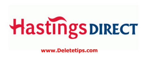 How to Delete Hastings Insurance Account - Deactivate Account.