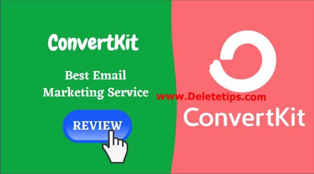 How to Delete ConvertKit Account - Deactivate ConvertKit Account.