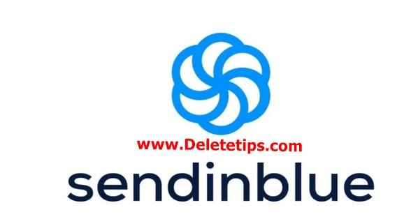 How to Delete SendinBlue Account - Deactivate SendinBlue Account.