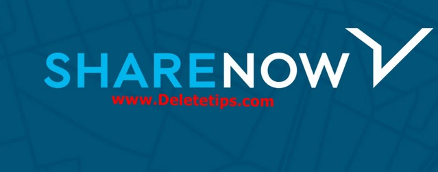 How to Delete Share Now Account - Deactivate Share Now Account.